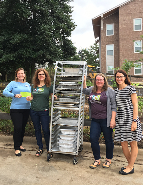 Leading the Way in Sustainability at UNCA - Chartwells ...